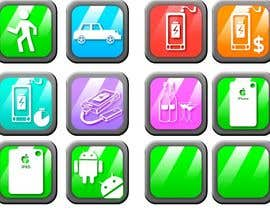#12 for Original Icon designs contest af MetaLB00STER