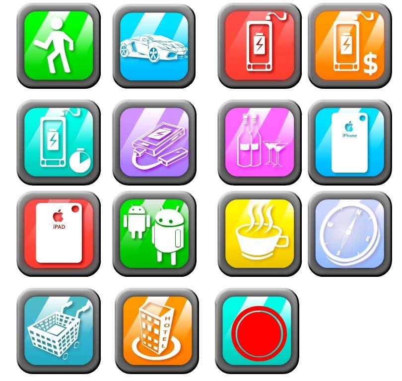 Proposition n°19 du concours Original Icon designs contest
