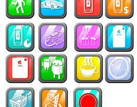 #19 for Original Icon designs contest af MetaLB00STER