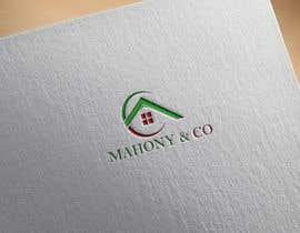 Nro 62 kilpailuun Mahony & Co logo käyttäjältä hanifbabu84