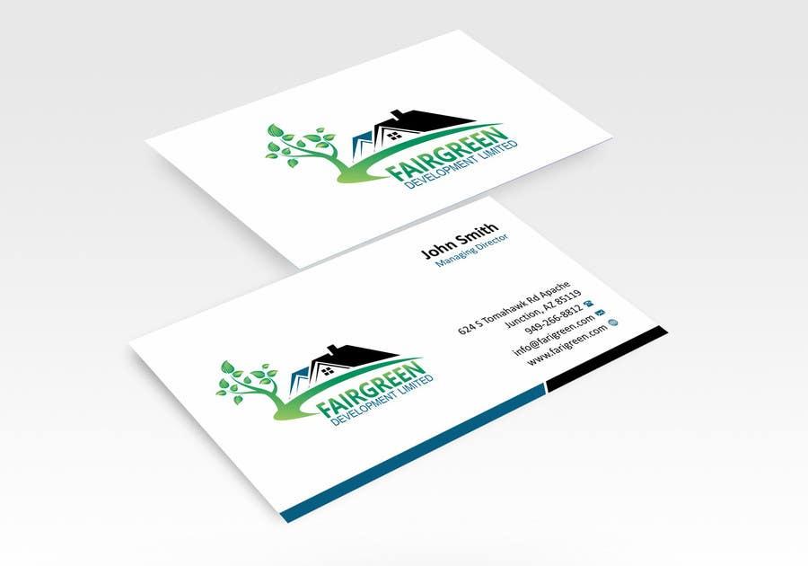 Bài tham dự cuộc thi #11 cho Design some Business Cards & Stationary for a property development company