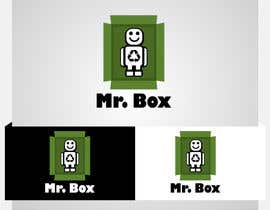 #274 cho Design a Logo for Mr. Box bởi erupt