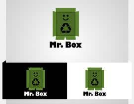 #275 for Design a Logo for Mr. Box af erupt
