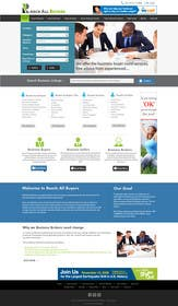 nº 11 pour Mock Up Website - Business For Sale par kreativeminds