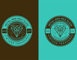 #21 for Logo and web banner for vintage store af haniputra