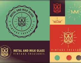 #20 para Logo and web banner for vintage store por roman230005