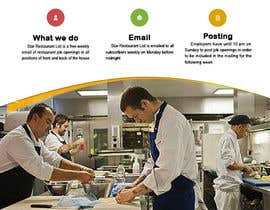 #22 for Design a Facebook landing page for Star Restaurant List Facebook page af atomixvw
