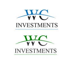 #23 para Design a Logo for WC Investments por creativeblack