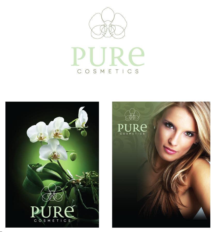 Bài tham dự cuộc thi #189 cho Branding Design for Pure Cosmetics / Need Long Term Graphic Artist Wanted