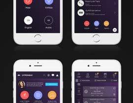 Nro 16 kilpailuun Design an App Mockup käyttäjältä ancineha