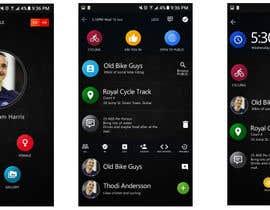 Nro 13 kilpailuun Design an App Mockup käyttäjältä donaldokudu