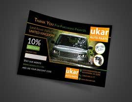 #64 for Design a Flyer for online Land Rover auto parts store. by nuwantha2020