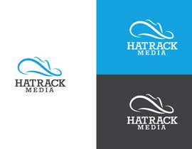 #42 for Design a Logo for Hat Rack Media af logowizards