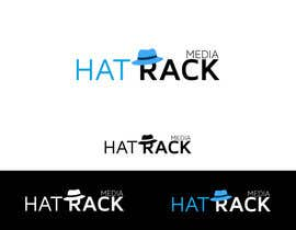 #36 for Design a Logo for Hat Rack Media af nausifmomin
