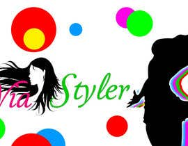 marijadj06 tarafından Design a logo and a banner for a website related to fashion, clothing, styling, make-up, hairdressing. için no 10