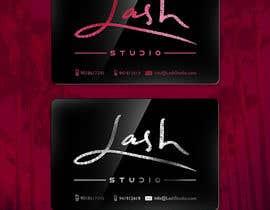 Nro 81 kilpailuun The Lash Studio logo design käyttäjältä paramiginjr63