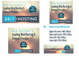 #8 for Design a Banner for Web Hosting Company by DennisLindblad