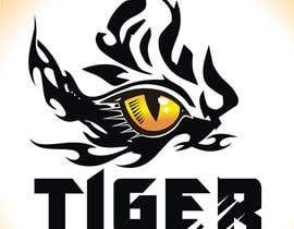 Nro 42 kilpailuun Design a Tiger Logo käyttäjältä TOPSIDE