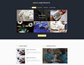 Nro 9 kilpailuun Design a Website Mockup käyttäjältä saepulgranz