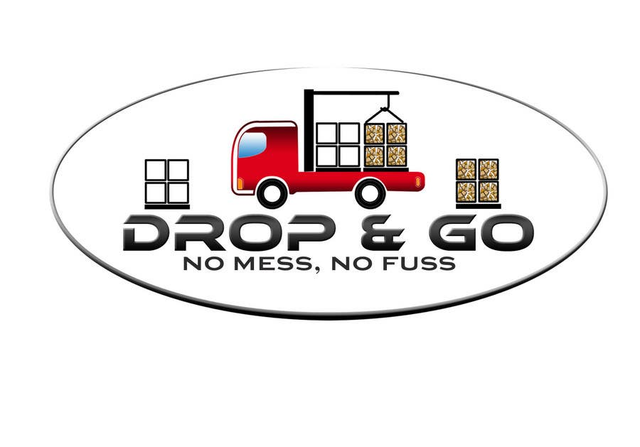 Contest Entry #                                        33                                      for                                         Logo Design for Drop & Go