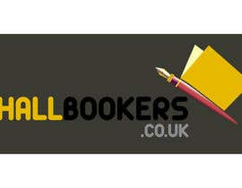 #80 para Design a Logo for HallBookers.co.uk por Techizer