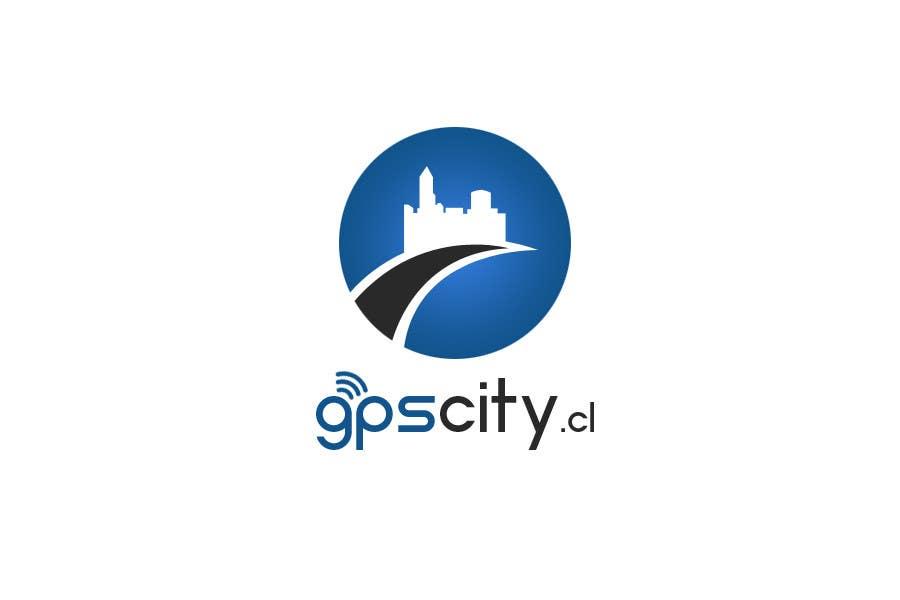 Penyertaan Peraduan #38 untuk Logo for Gpscity