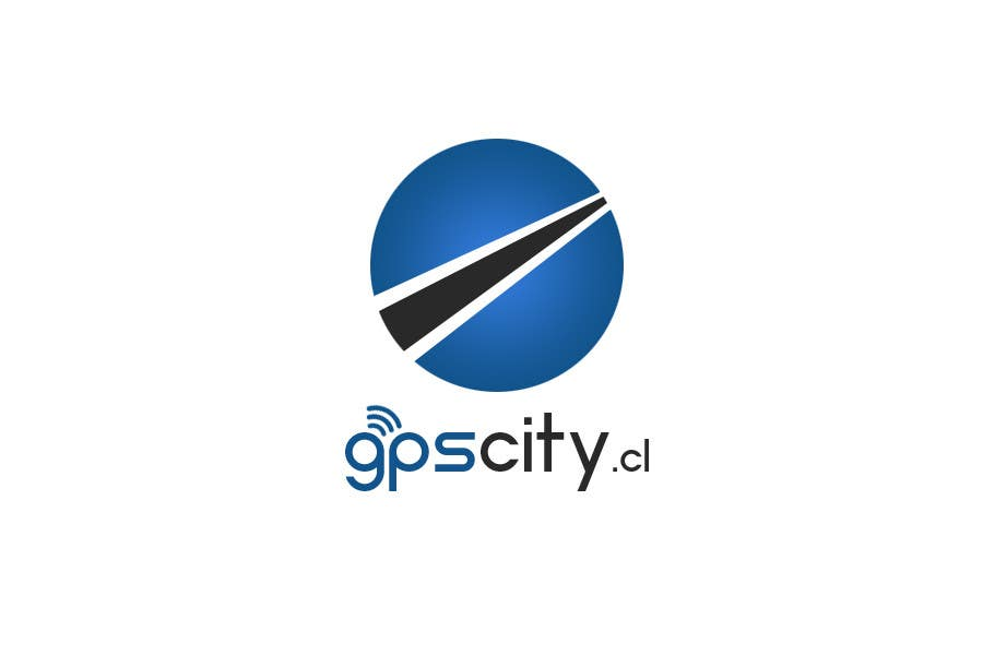 Penyertaan Peraduan #66 untuk Logo for Gpscity