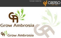 Graphic Design Contest Entry #17 for Need logo design for  Grow Ambrosia