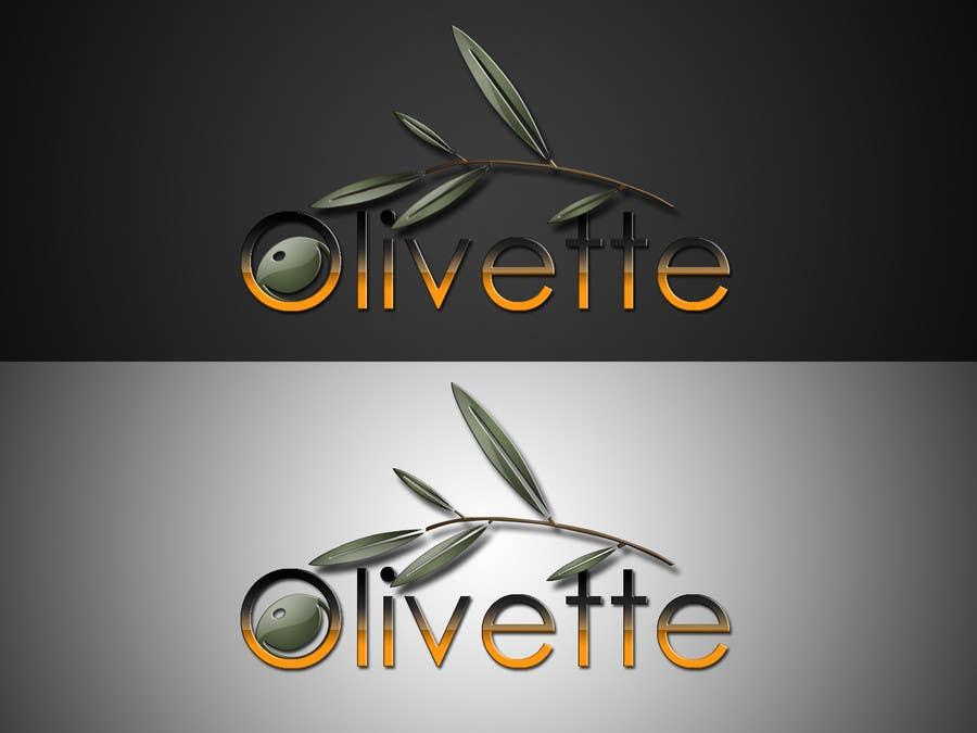 Inscrição nº                                         128                                      do Concurso para                                         Logo Design for Olivette