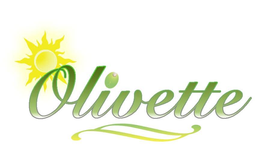Inscrição nº                                         170                                      do Concurso para                                         Logo Design for Olivette