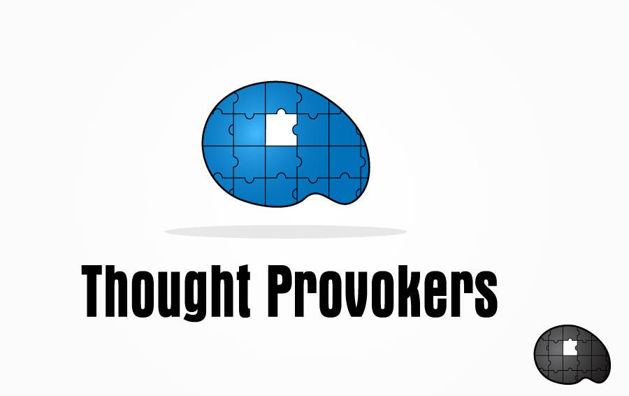 Contest Entry #67 for Logo Design for The Thought Provokers