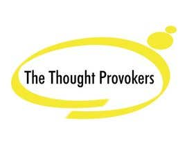 #110 dla Logo Design for The Thought Provokers przez unidot