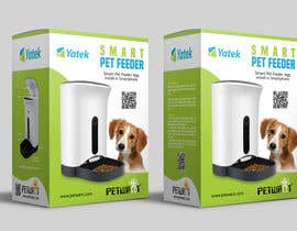 designbahar tarafından Create Print and Packaging Designs: Automatic Pet Feeder için no 18