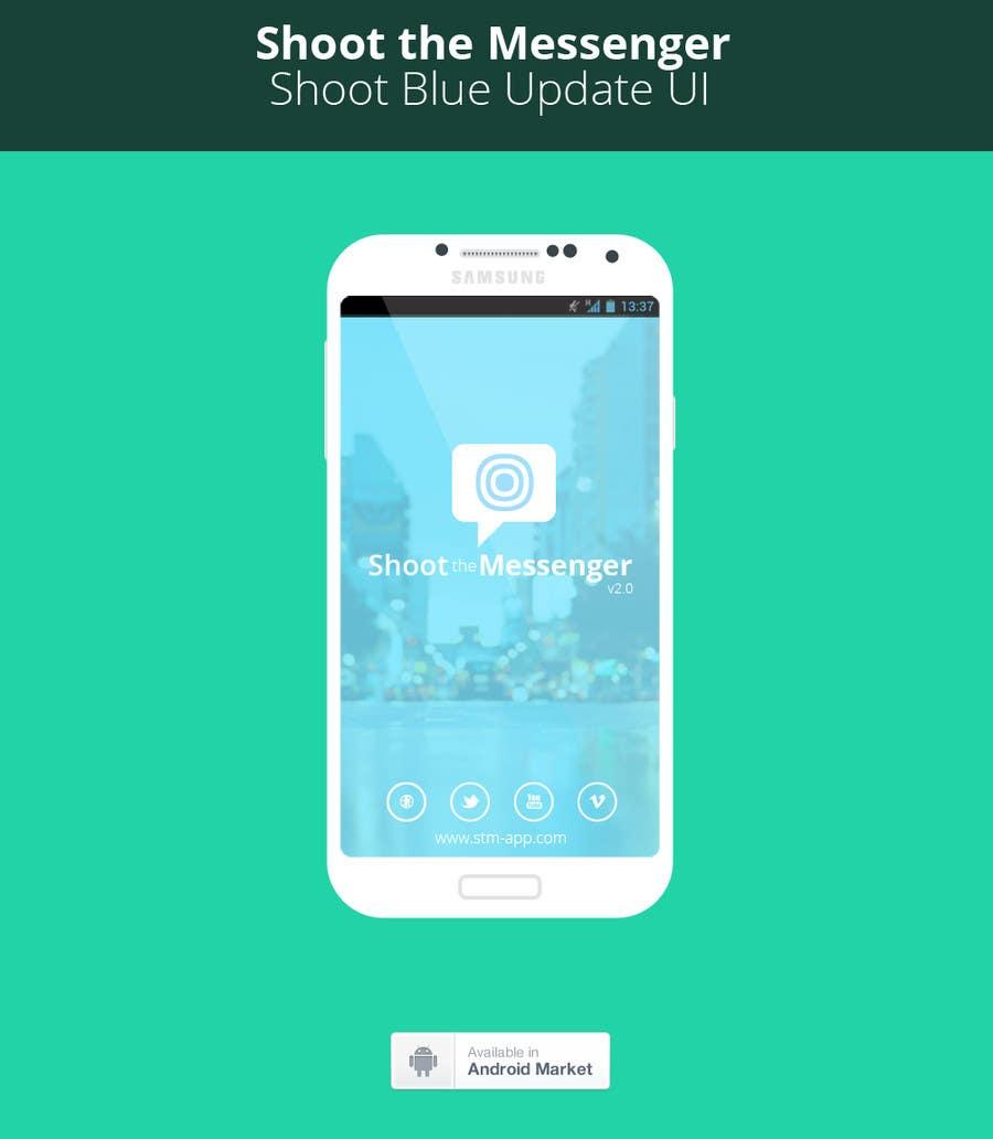 Inscrição nº                                         21                                      do Concurso para                                         Design an App Mockup for Android application