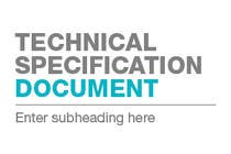 Write Technical Specification Document contest winner