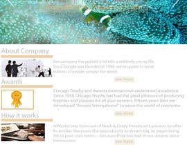 Nro 12 kilpailuun Copy existing website content and improvde design / replace logo käyttäjältä rimonhasan85