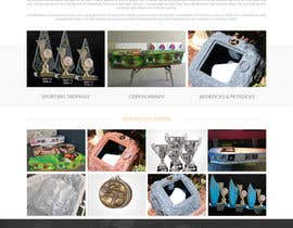 Nro 17 kilpailuun Copy existing website content and improvde design / replace logo käyttäjältä RoboExperts