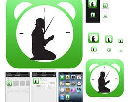 #1 para Design a Logo & App Icon for PRAYMINDER por umamaheswararao3