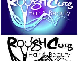 #87 cho Design a Logo for Rough Cuts Hair & Beauty bởi bryansgr