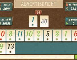 Nro 7 kilpailuun Graphics for a mobile board game käyttäjältä Marinaskyart