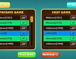 Nro 11 kilpailuun Graphics for a mobile board game käyttäjältä Abdelrhman522