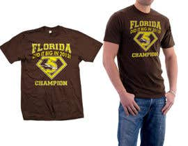 #6 for Design a T-Shirt for FSU BCS Champs by genqydy