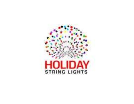 creativedesign0 tarafından Logo for website called 'holiday string lights' için no 52