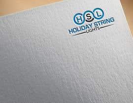 mehediabraham553 tarafından Logo for website called 'holiday string lights' için no 27