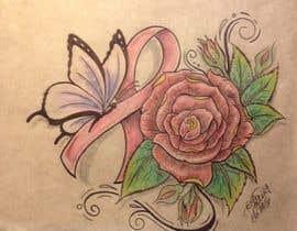 Nro 3 kilpailuun Design a tattoo to cover breast cancer surgery scars käyttäjältä turtlestone7