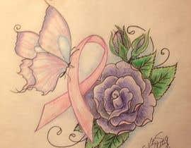 Nro 4 kilpailuun Design a tattoo to cover breast cancer surgery scars käyttäjältä turtlestone7