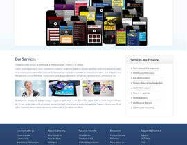 Nro 58 kilpailuun Mock up for phone + iPad + web site for integrated solution to then provide full design käyttäjältä logon1
