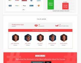 chancalkmr tarafından Design a Website Mockup için no 4