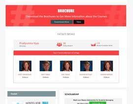 chancalkmr tarafından Design a Website Mockup için no 12