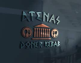 Nro 12 kilpailuun Design logo for Kebab Restaurat käyttäjältä Naumovski